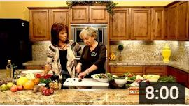Rita on Morning Scramble – Winter Salad